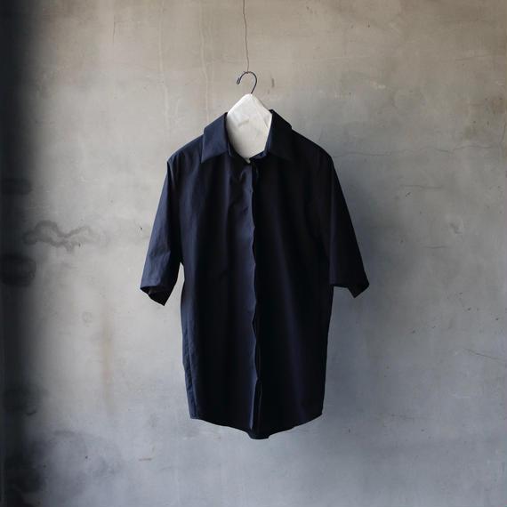 golem ゴレム / Short sleeve shirt 比翼半袖シャツ / go-18002