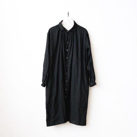 cavane キャヴァネ /  Smock shirtスモックシャツ / ca-17050