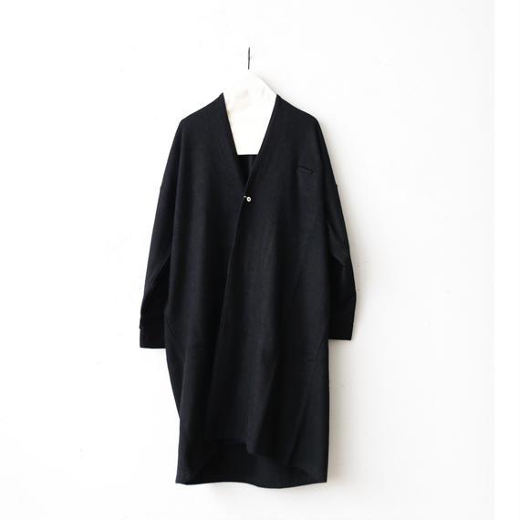 Dulcamara ドゥルカマラ / Angola gown UNISEXアンゴラ天竺ガウン/ dl-17036