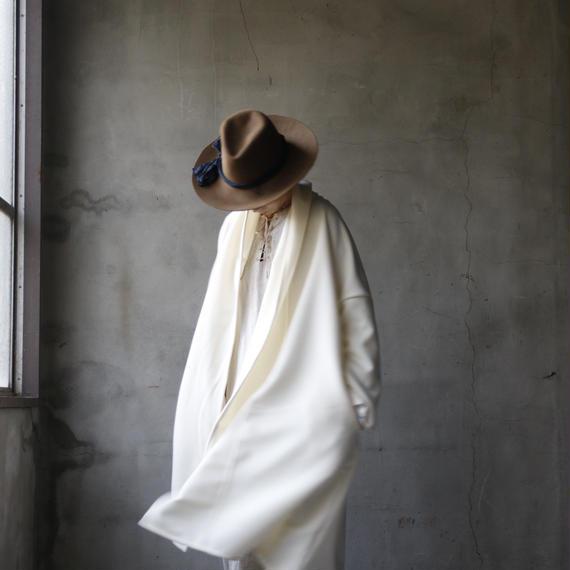 Tabrik タブリク /  Robe coatローブコート/ ta-18037