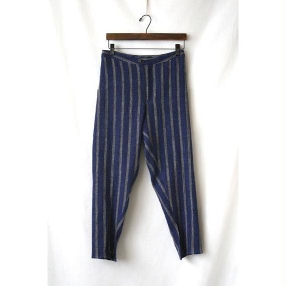 Tabrik タブリック / パンツ stripe pants / ta-14009bl