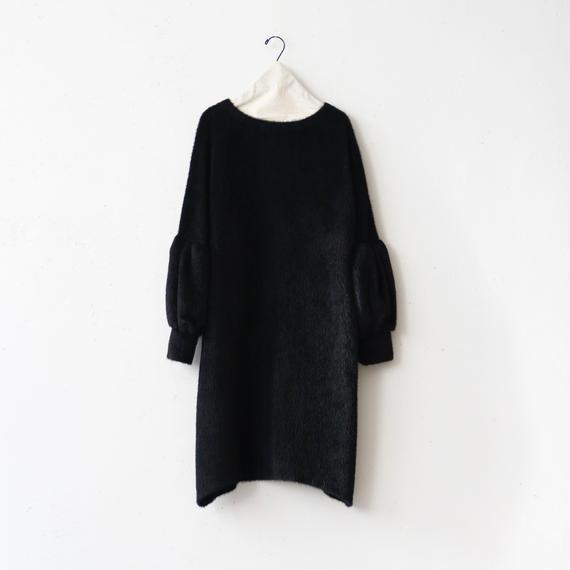 Tabrik タブリク /  Shaggy wool one pieceワンピース/ ta-17038