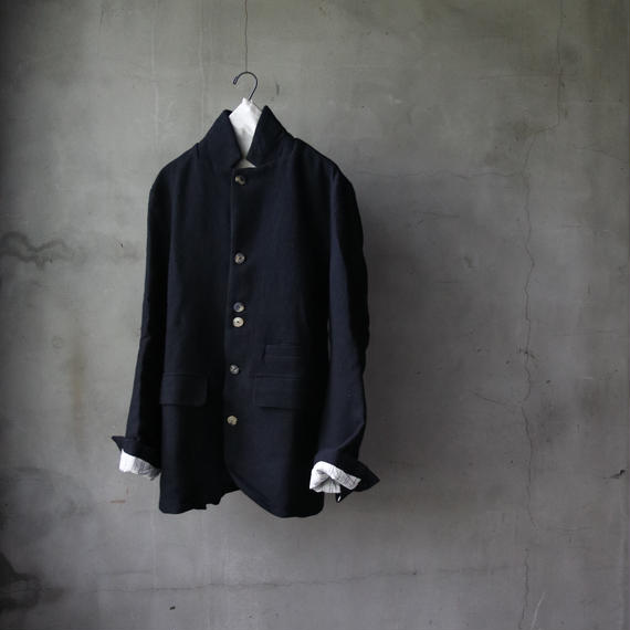 ALEKSANDR MANAMISアレクサンドルマナミス/ TEACHER'S FAVE SLUBBY JACKET / am-18004