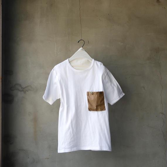 cavane キャヴァネ / vintage pocket T シャツ / ca-18030