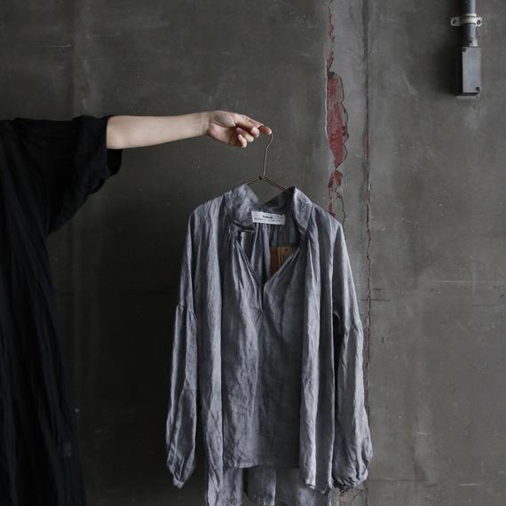 Tabrik タブリク / gather blouseギャザーブラウス / ta-18026