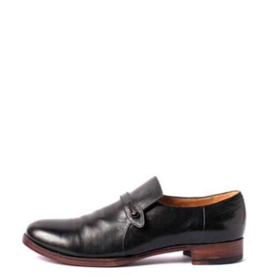 formeフォルメ /【予約】Button strap shoe mckayボタンストラップシューズ/ fm-24