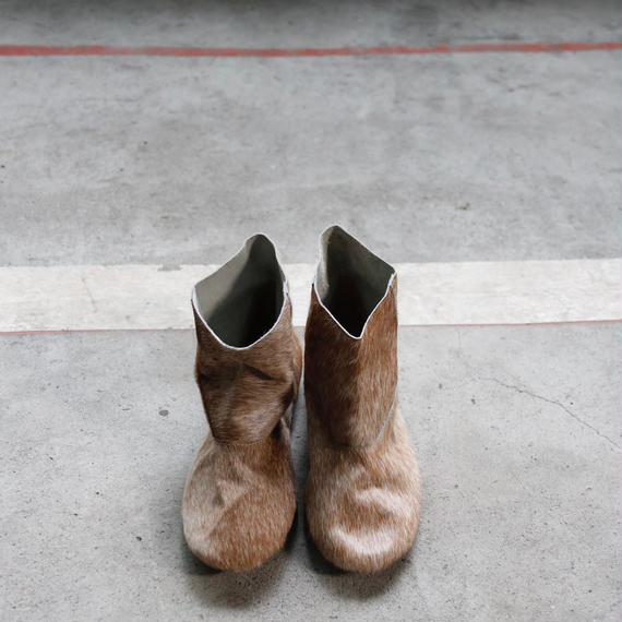 cavane キャヴァネ / Pony paddock bootsジョッパーブーツ/ ca-17038P