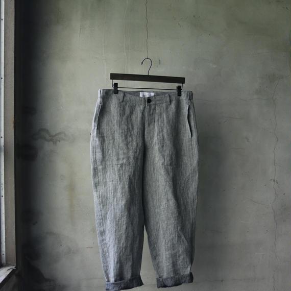 cavane キャヴァネ / over pantsオーバーパンツ / ca-18041