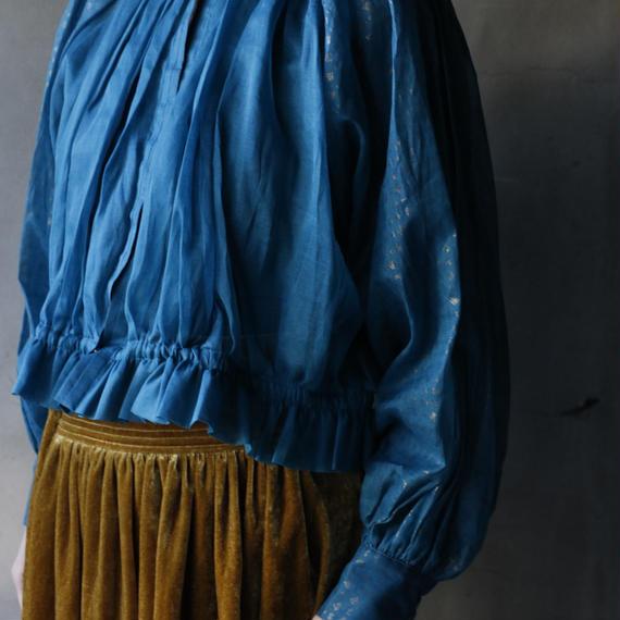Tabrik タブリク / Gather blouseブラウス / ta-18042
