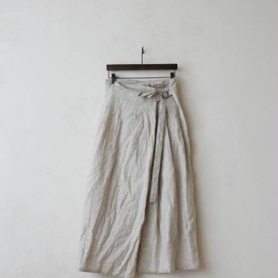 cavane キャヴァネ / Tuck balloon skirt タックバルーンスカート  / ca-17028