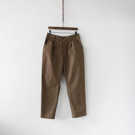 cavane キャヴァネ /tapered pantsパンツ/ ca-19029