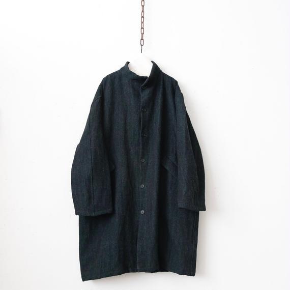 Bergfabel バーグファベル / Unlined Oversize coatオーバーサイズコート/ BFmC42a650