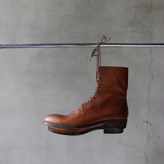 formeフォルメ/ horse leather boots 12holeブーツ/ fo-17067