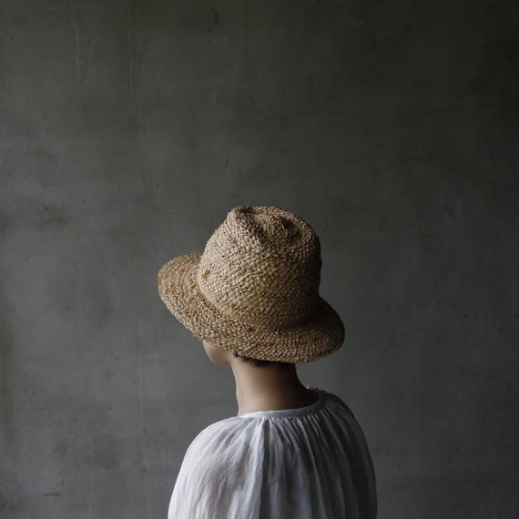 Muhlbauer ミュールバウアー/ VINTAGE RAFFIA HAT 帽子/ Mu-19005 ( M19147)