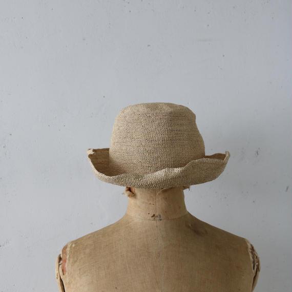 Reinhard plank レナードプランク/  ARTISTA BIG帽子 / rp-19004