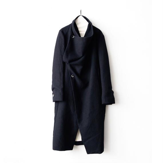 golem ゴレム / Wool Long-coatウールロングコート / go-17008