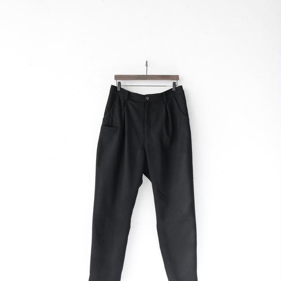 cavane キャヴァネ /tapered pantsテーパードパンツ/ ca-17072