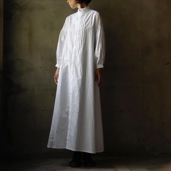 cavane キャヴァネ / New Farmer pleated long dressファーマープリーツロングドレス  / ca-18100