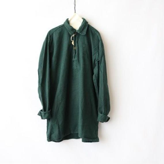 Euro select ユーロセレクト / グランパシャツVintage Grandpa shirt  / eu-16002