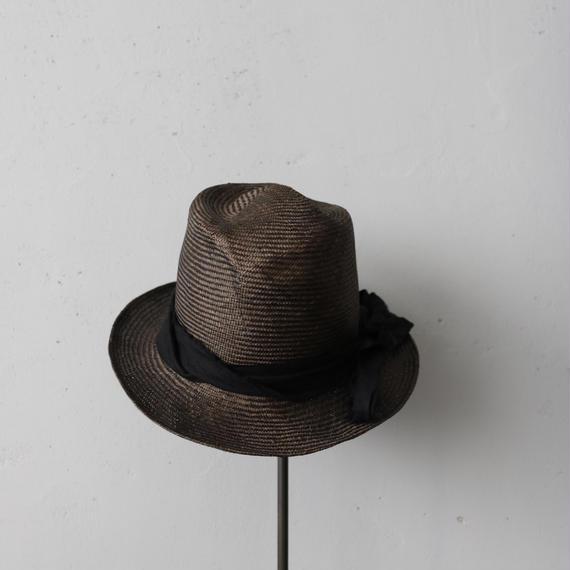 Reinhard plank レナードプランク/ DANTE STRAW HAT帽子 / rp-18sale1