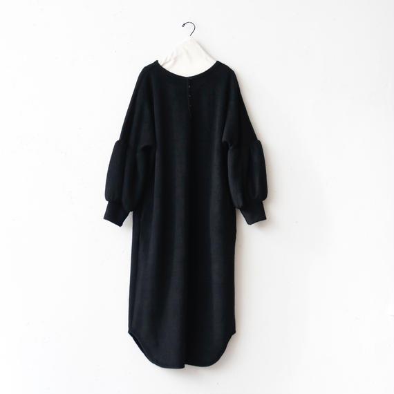 Tabrik タブリク /  Puff sleeve dressパフスリーブワンピース / ta-17036