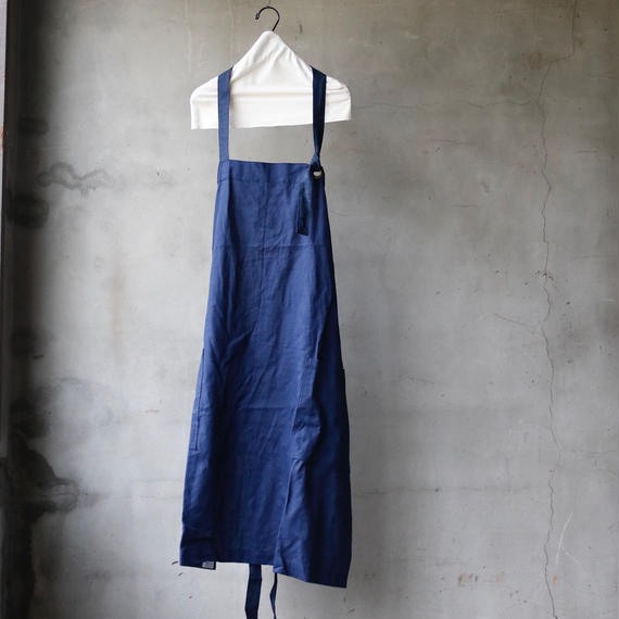 cavane キャヴァネ / linen work apron リネンワークエプロン/ ca-19018