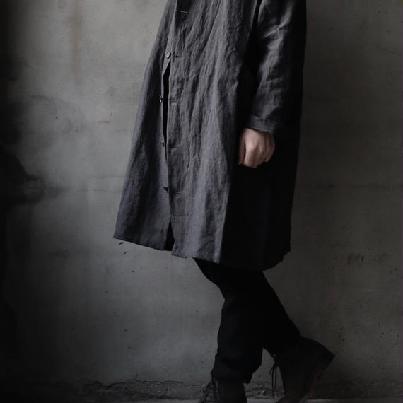 Bergfabel バーグファベル / Over size coatオーバーサイズコート/ BFmC42a600