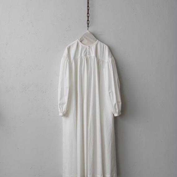 cavane キャヴァネ /  【受注】Front gather dressギャザードレス / ca-19015