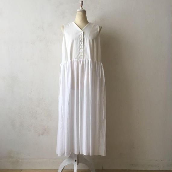 cavane キャヴァネ / Robe-blancheワンピースドレス / ca-17039