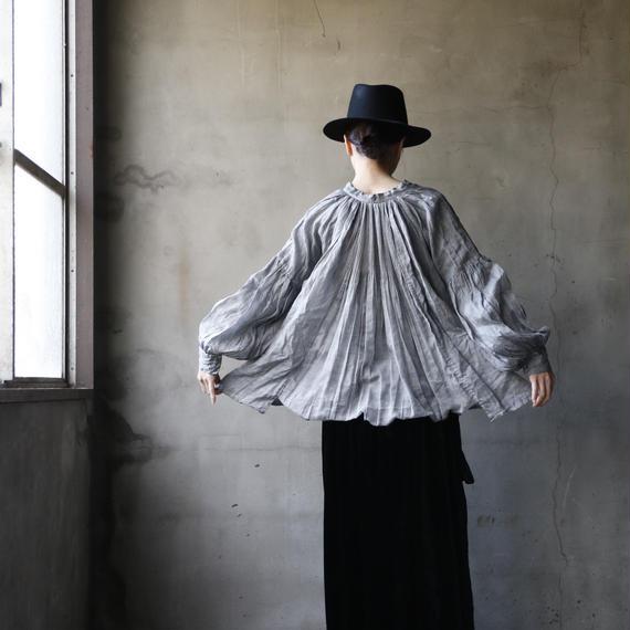 Tabrik タブリク / Back pleats blouseバックプリーツブラウス / ta-18045