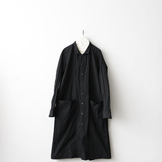 KLASICA クラシカ /Long classic shirts unisex ロングシャツ/ kl-18001