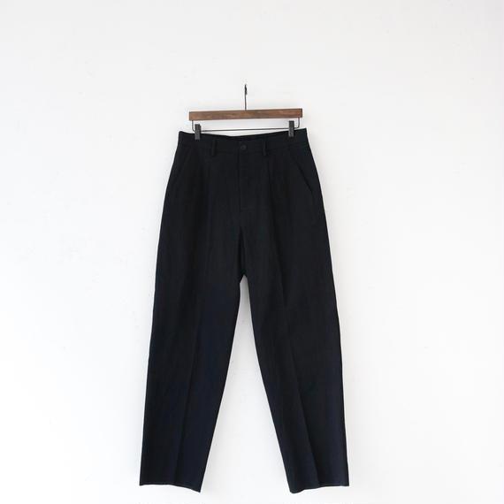 Bergfabel バーグファベル / farmer pants large/slim ファーマーパンツ /BFmP40a613