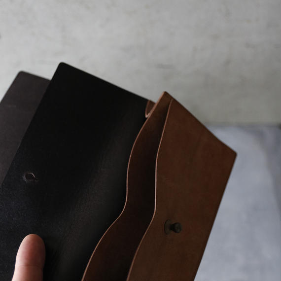 formeフォルメ / Liscio leather long wallet 長財布 / fo-18007