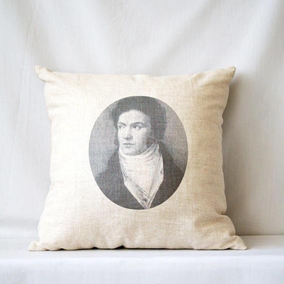cavane キャヴァネ / クッション cushion_Beethoven / cr-14002