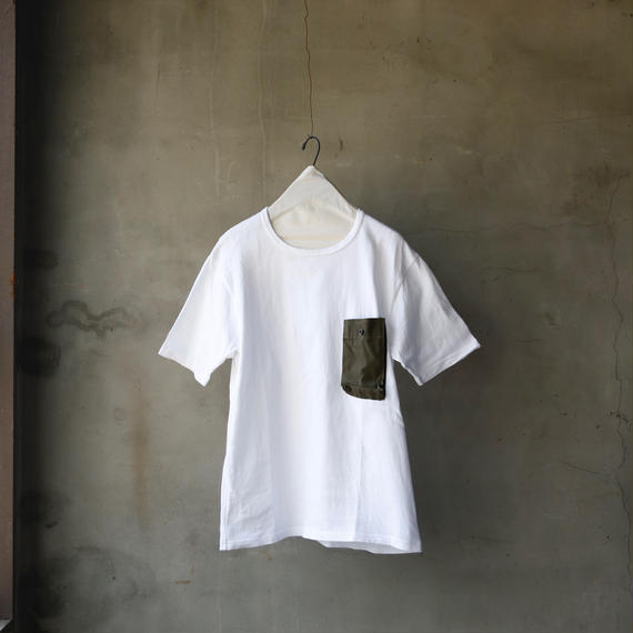 cavane キャヴァネ / vintage pocket T シャツ / ca-18031