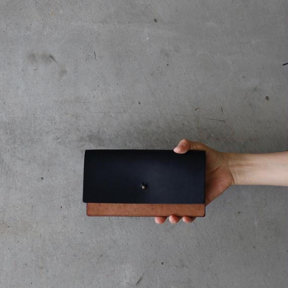 formeフォルメ / Liscio leather long wallet 長財布 / fo-18008