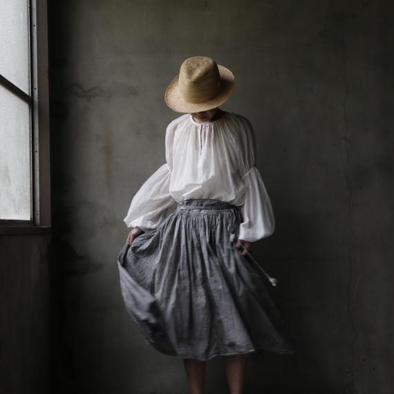 Tabrik タブリク / Tassel with short skirtタッセル付スカート/ ta-19011