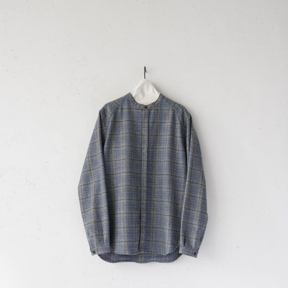 cavane キャヴァネ / Band collar shirts バンド カラーシャツ/ ca-17073