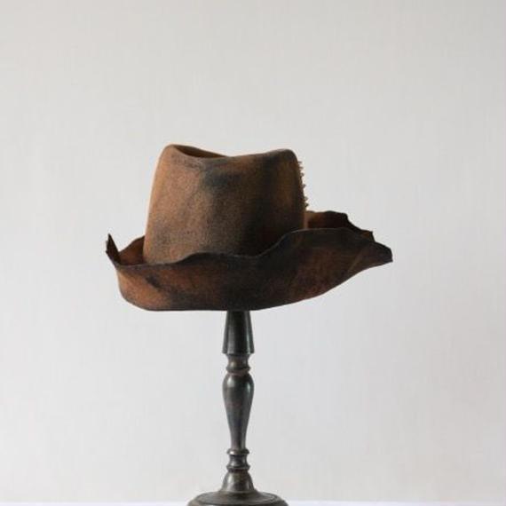 Reinhard plank レナードプランク/  帽子 ARTISTA WOOL / rp-15016