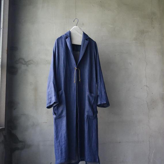 Tabrik タブリク / rope coatローブコート / ta-18031