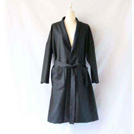 cavane キャヴァネ / ウールガウンコートWool gown Coat / ca-15030