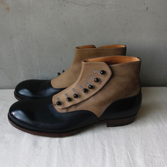 formeフォルメ / ボタンドアップシューズbuttoned up shoes / fo-17044