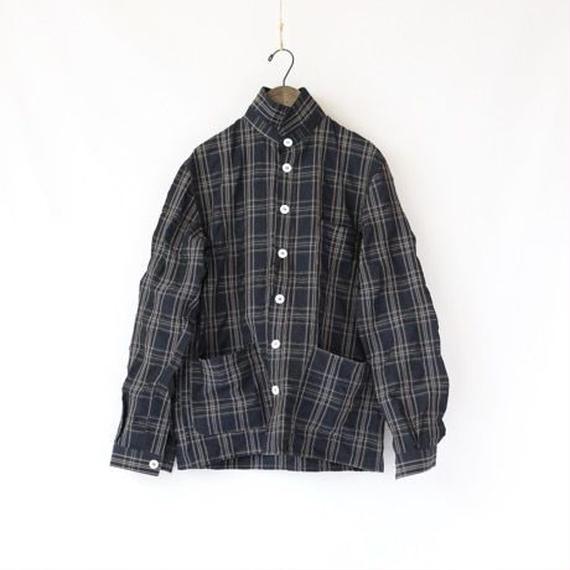 Bergfabel バーグファベル / worker shirt&jacket w pocketワーカーシャツ&ジャケットダブルポケット/ bfm-16003