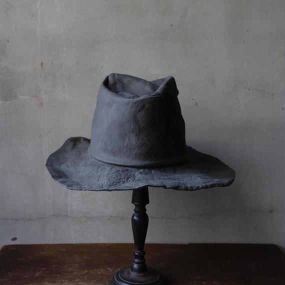 Reinhard plank レナードプランク/  帽子 BUCKET COATED COTTON  / rp-17004