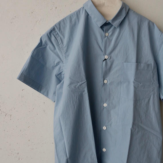 Bergfabel バーグファベル / Short arm shirt シャツ / BFmsh36NC527