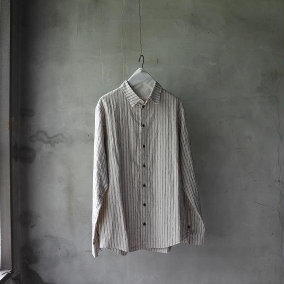 cavane キャヴァネ / Cut-off shirtシャツ / ca-18053