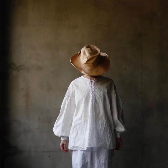 cavane キャヴァネ /  Pullover blouseブラウス / ca-19021