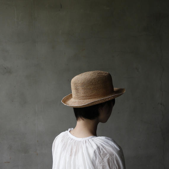 Muhlbauer ミュールバウアー/ NATURAL STRAW HAT 帽子/ Mu-19008 ( M19141)