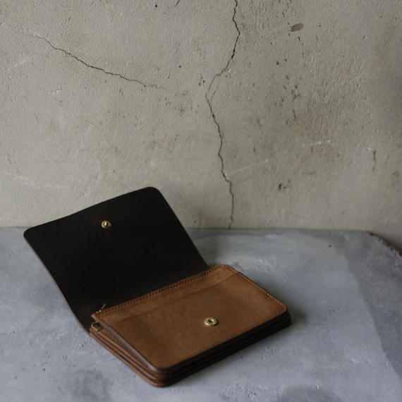 formeフォルメ / Liscio leather hand wallet combi / fo-18015