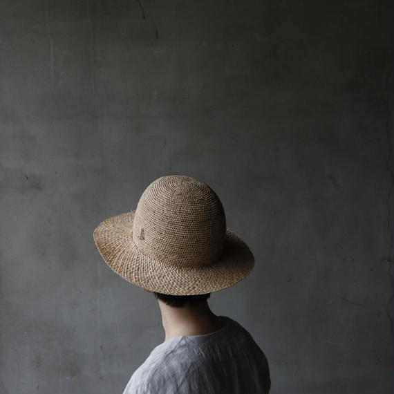 Muhlbauer ミュールバウアー/ NATURAL STRAW HAT 帽子/ Mu-19007( M19143)